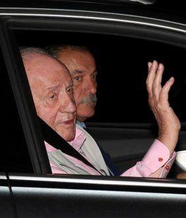 El rey emérito Juan Carlos de España fue operado con éxito del corazón