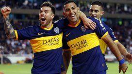 Con un gol a los 19 segundos, Boca le gana a Banfield y se sube a la punta de la Superliga
