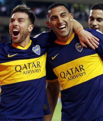 Boca va por la punta de la Superliga en su visita a Banfield