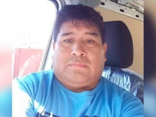 ¿quien era el conductor que murio tras chocar de contramano en panamericana?