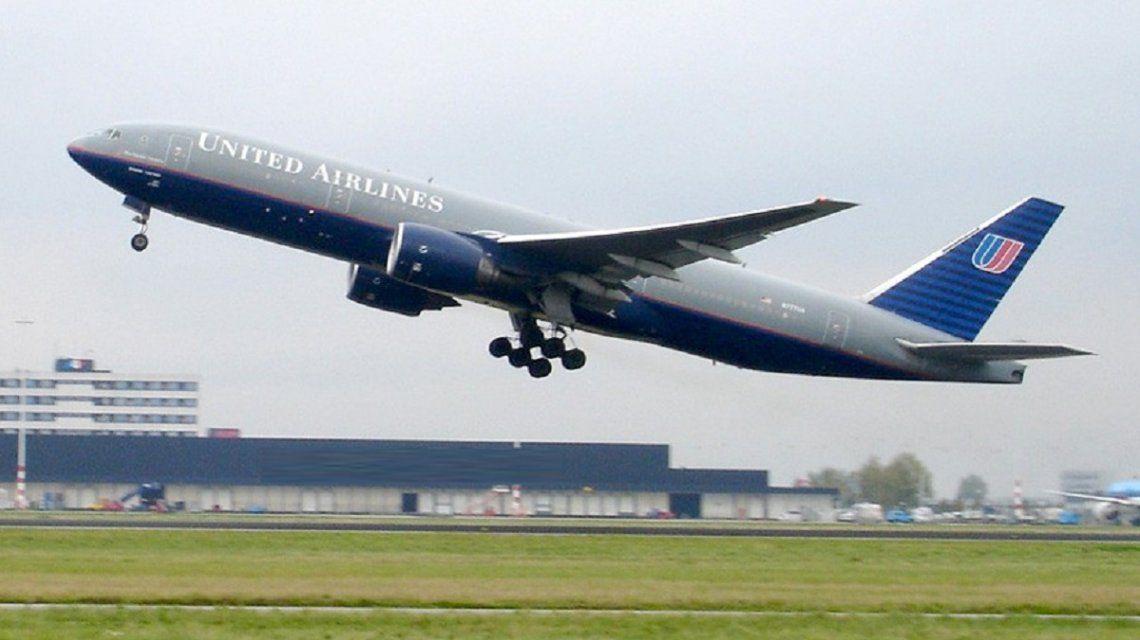 Por la baja demanda, United Airlines suspenderá la ruta entre Buenos Aires y Nueva York