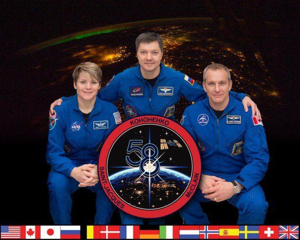 McClain, ¿la primera transgresora en el espacio?