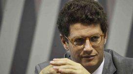 Ricardo Salles, ministro de Medio Ambiente de Brasil
