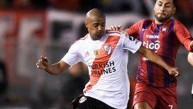 Detuvieron en Paraguay al jugador de River Nicolás de la Cruz