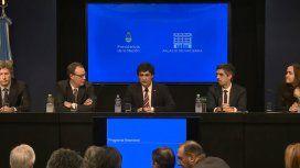 El Gobierno le pidió al FMI reperfilar los vencimientos