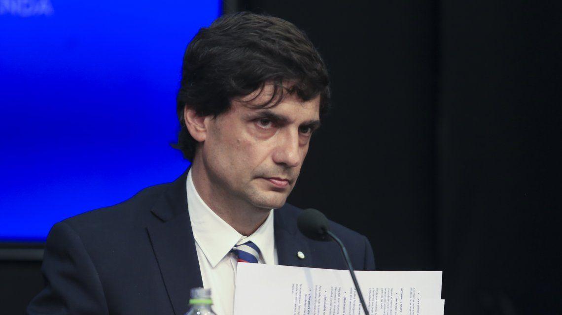 El reperfilamiento llega al Congreso, pero la oposición esperará a la exposición de Lacunza en la Bicameral