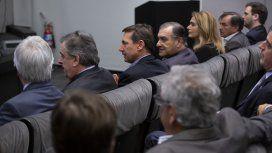 Mayoría radical: sólo tres de los nueve legisladores que acompañaron a Lacunza son del Pro