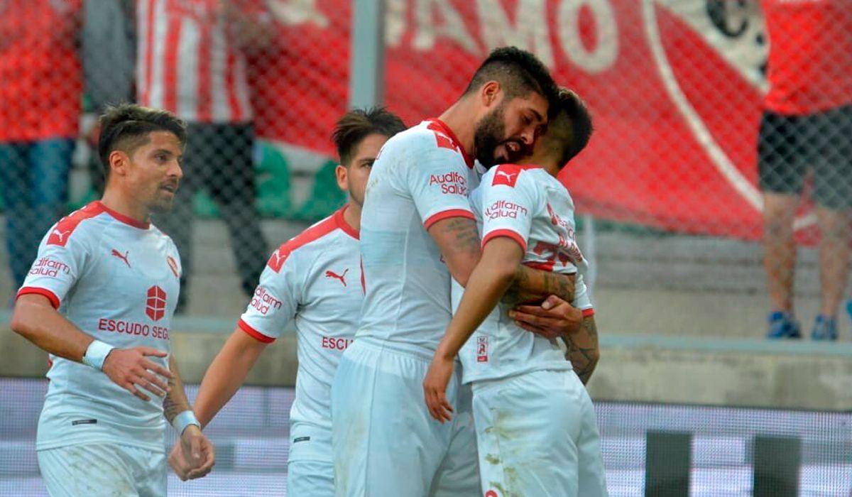 Independiente le ganó a Patronato y avanzó a los octavos de la Copa Argentina