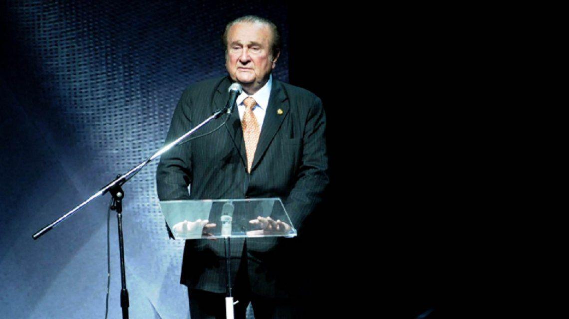 Murió Nicolás Leoz, ex presidente de la Conmebol
