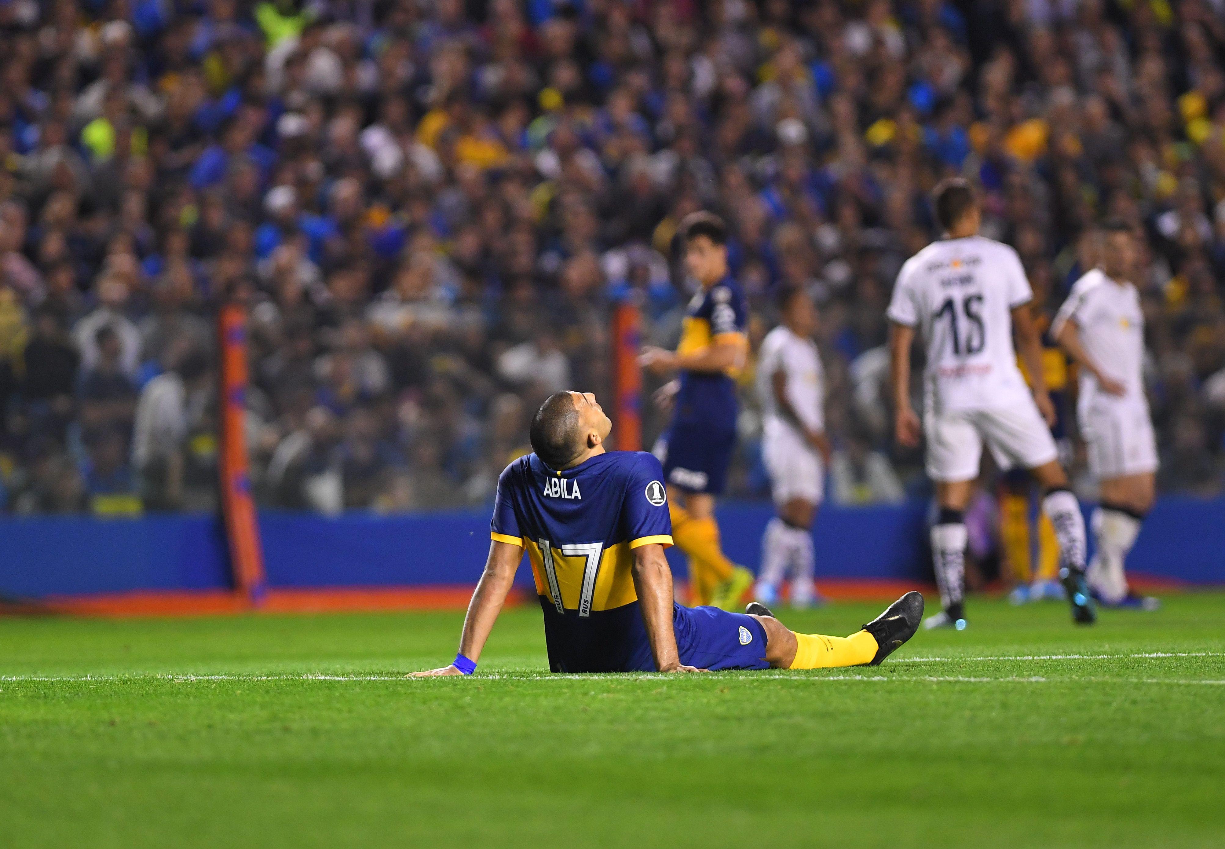 Pésimas noticias para Boca: se confirmaron las lesiones de Salvio y Wanchope Ábila