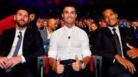 Messi, CR7 y 9 más: el equipo ideal de la década que generó polémica