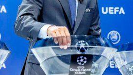 Se sorteó la Champions League: así quedaron todos los grupos