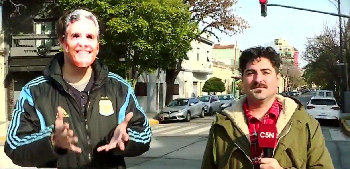 Mauricio y Lautaro Maislin