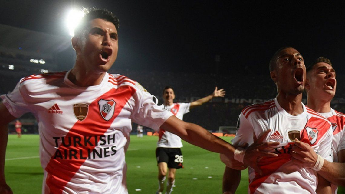 River vs Godoy Cruz por octavos de la Copa Argentina: horario, formaciones y TV