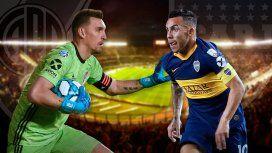 River y Boca vuelven a enfrentarse en el Monumental tras la final de Madrid