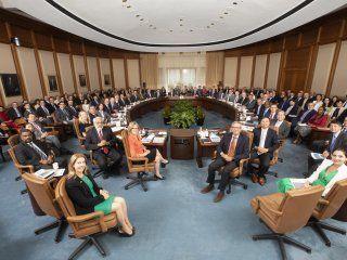 crisis de deuda: el directorio ejecutivo del fmi se reune para evaluar el reperfilamiento