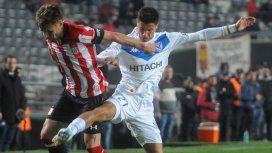 Vélez se hizo fuerte ante Estudiantes en La Plata y sumó su segundo triunfo consecutivo