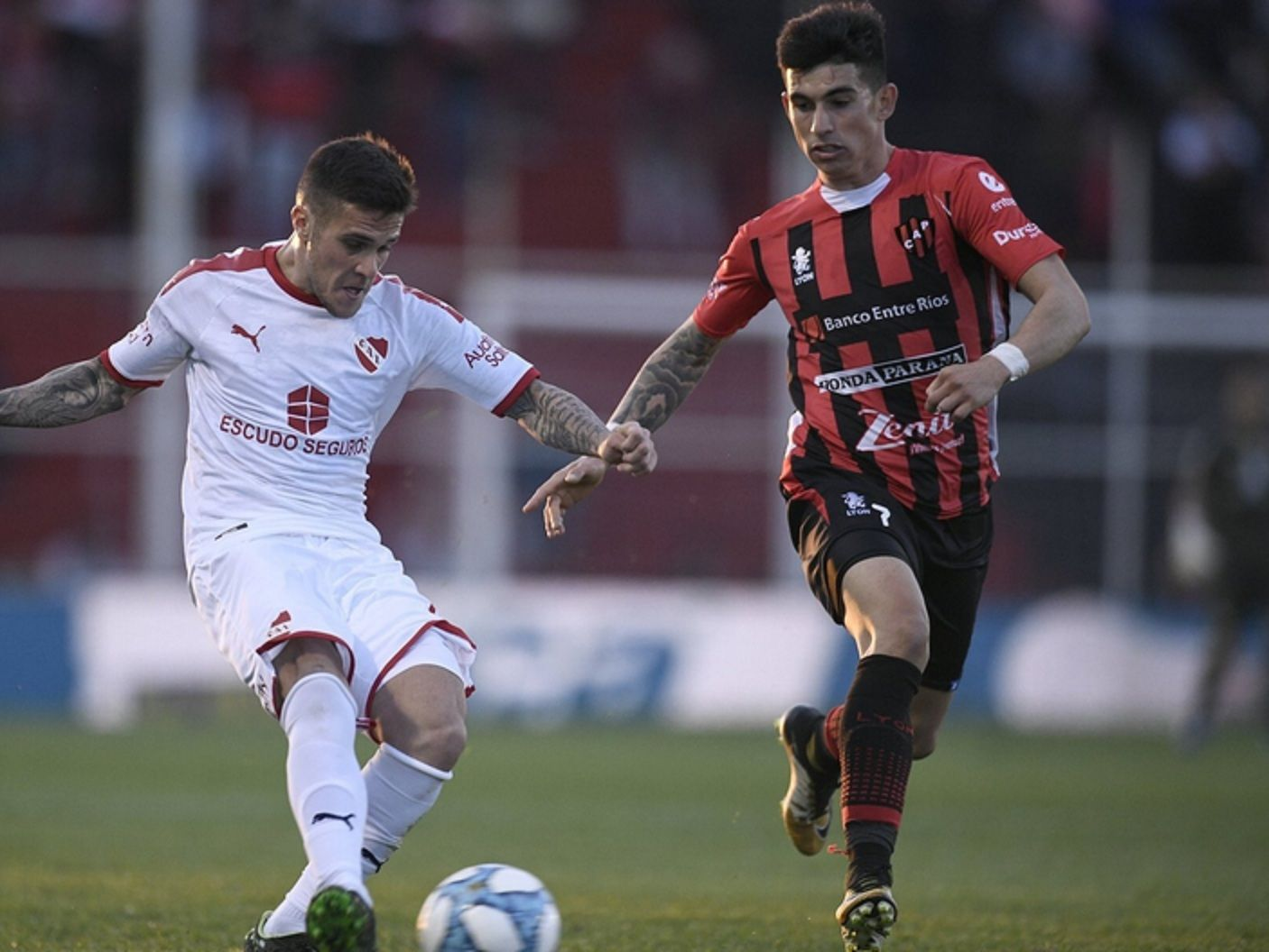 Independiente cayó ante Patronato y sigue sin encontrar su identidad