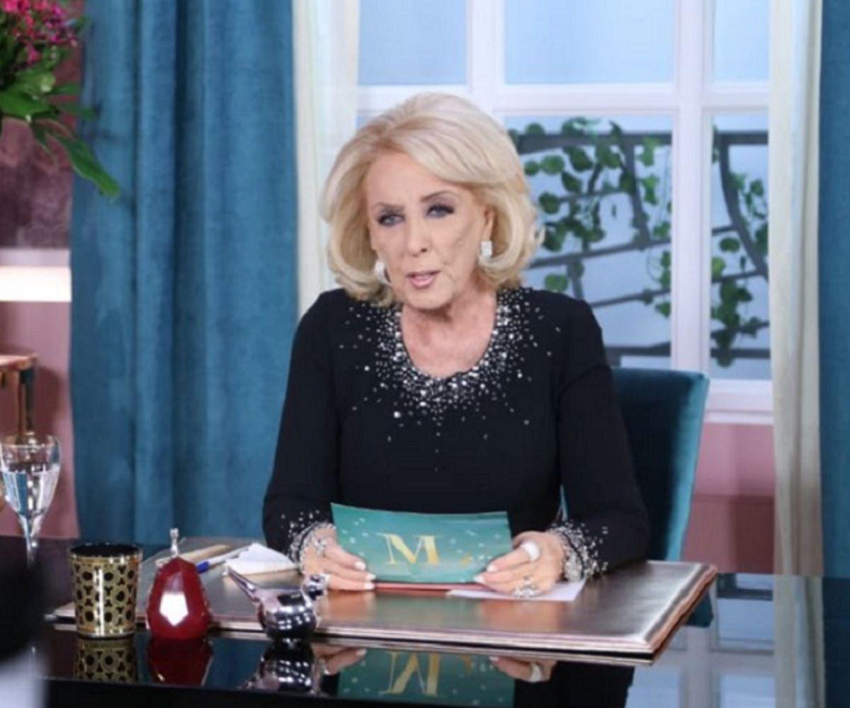 Mirtha Legrand pidió disculpas por decir que Macri es un fracasado