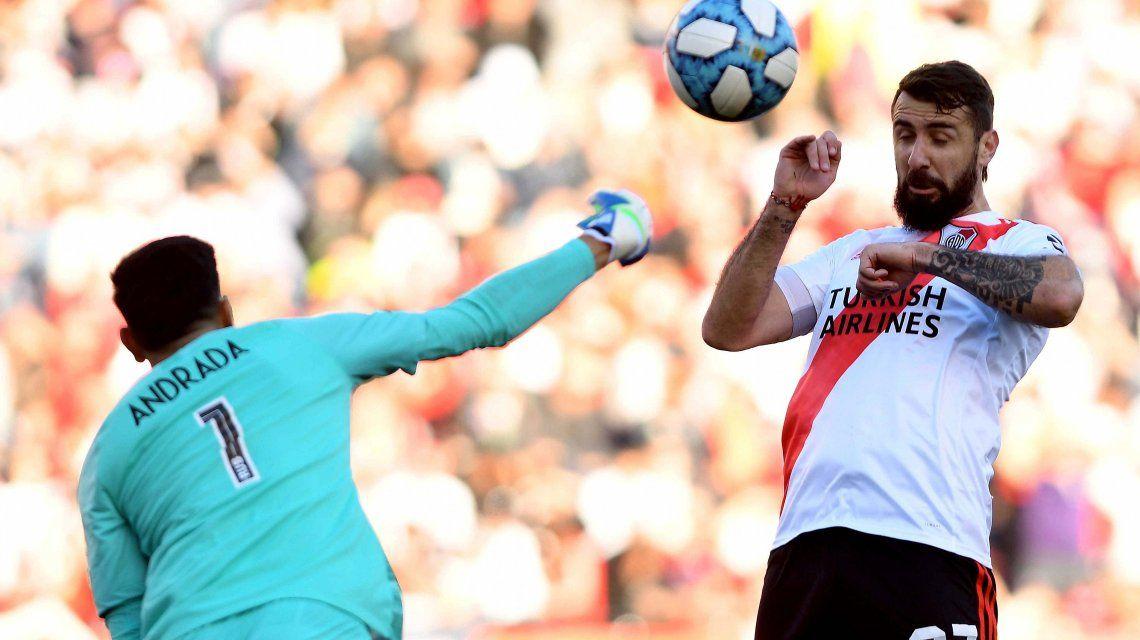 En el primer Superclásico después de Madrid, River y Boca empataron en el Monumental
