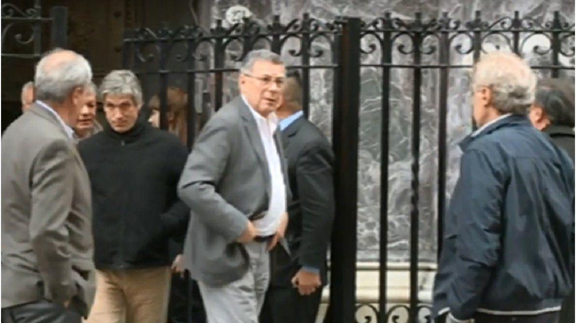 Sandleris se reunió con banqueros en el Banco Central por el control de cambios