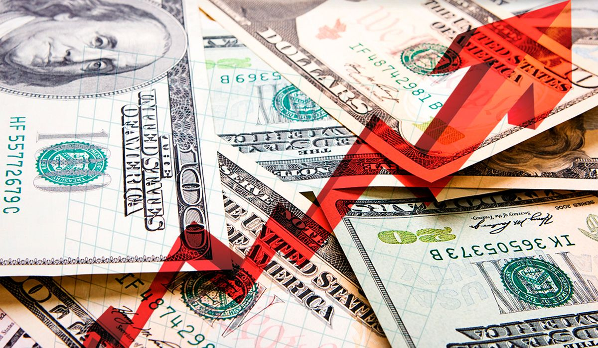 A pesar de la intervención del Central, el dólar subió otros 48 centavos en la semana