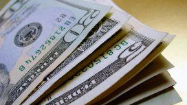 El dólar subió a $58