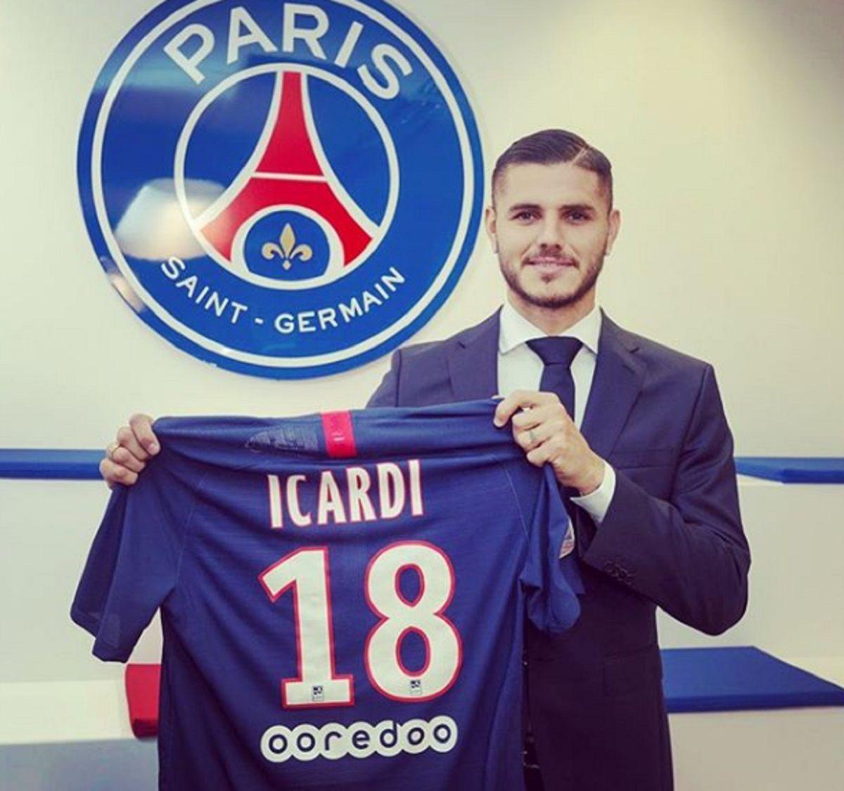 Se acabó la incertidumbre: Mauro Icardi jugará en el PSG