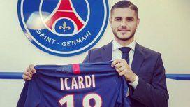 Se acabó la incertidumbre: Icardi jugará en el PSG