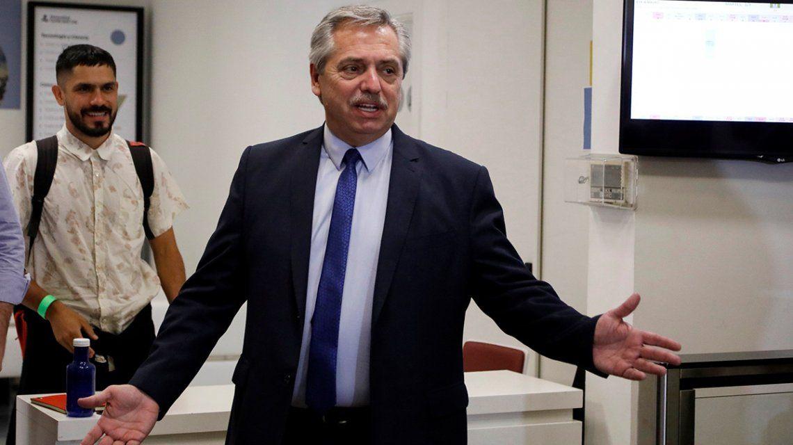 Alberto Fernández se reunirá este jueves con el presidente español Pedro Sánchez en un encuentro privado