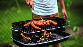 Una vegana demandó a su vecino porque le molestaba el humo de sus asados