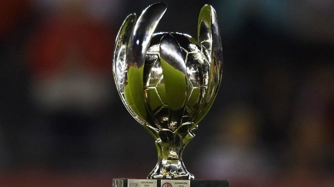 Tienen fecha las finales de la Copa Argentina y la Supercopa