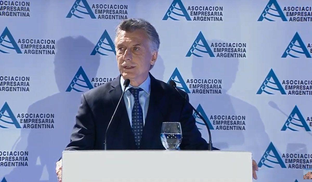 Jornada de AEA: los grandes empresarios le soltaron la mano a Macri