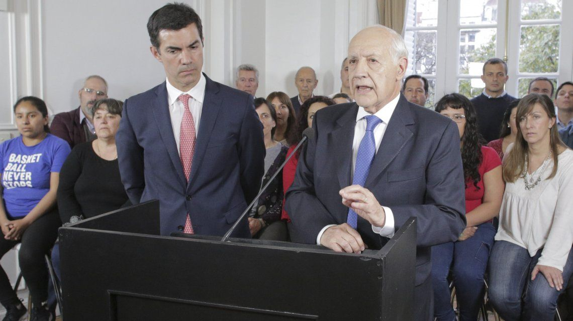 Juan Manuel Urtubey y Roberto Lavagna lideran Consenso Federal
