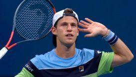 El punto de Schwartzman ante Nadal que dejó a todos con la boca abierta en el US Open