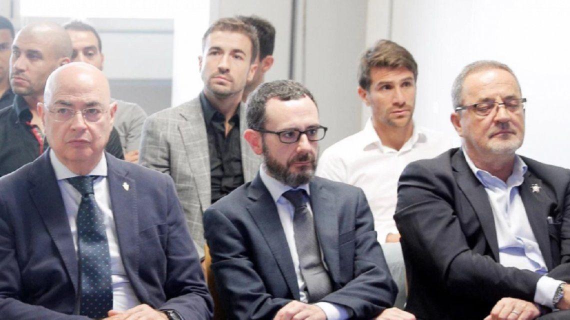 Ponzio confirmó que recibió 85.000 del Zaragoza pero asegura que los devolvió