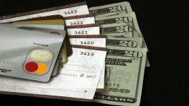Cepo: el Central aclaró qué ocurre con los gastos por encima de us$10.000 con tarjeta de crédito