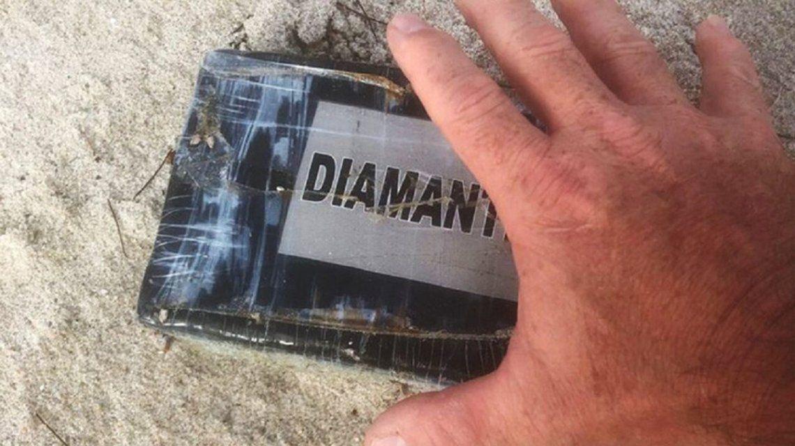 El huracán Dorian dejó 15 kilos de cocaína en las playas de Florida