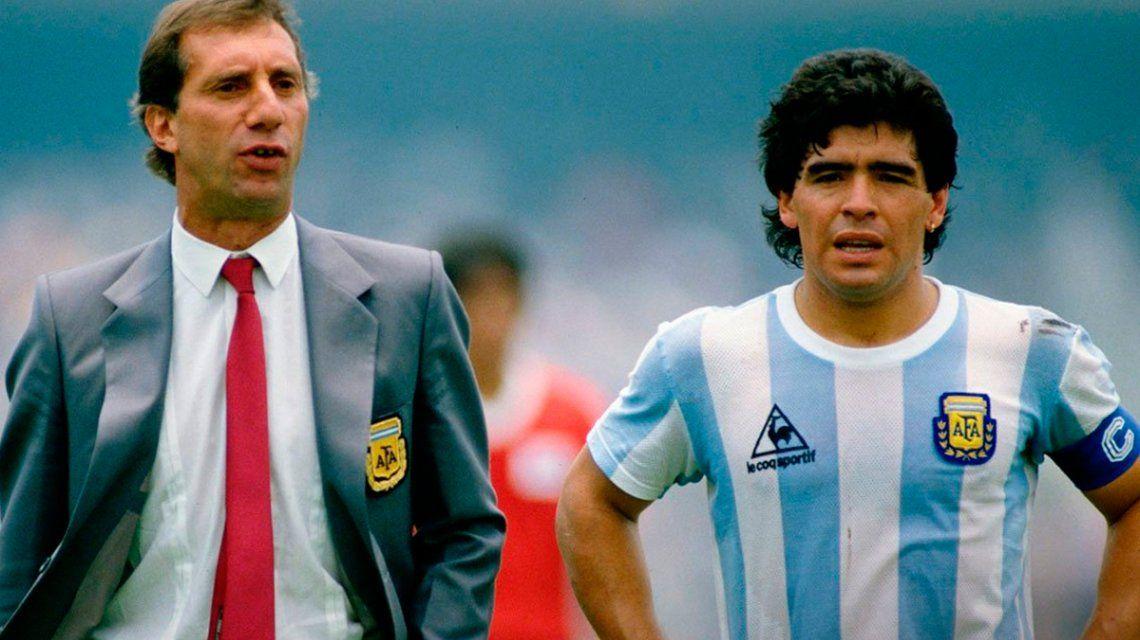 El mensaje que todos esperaban: el tuit de Estudiantes por la llegada de Maradona a Gimnasia