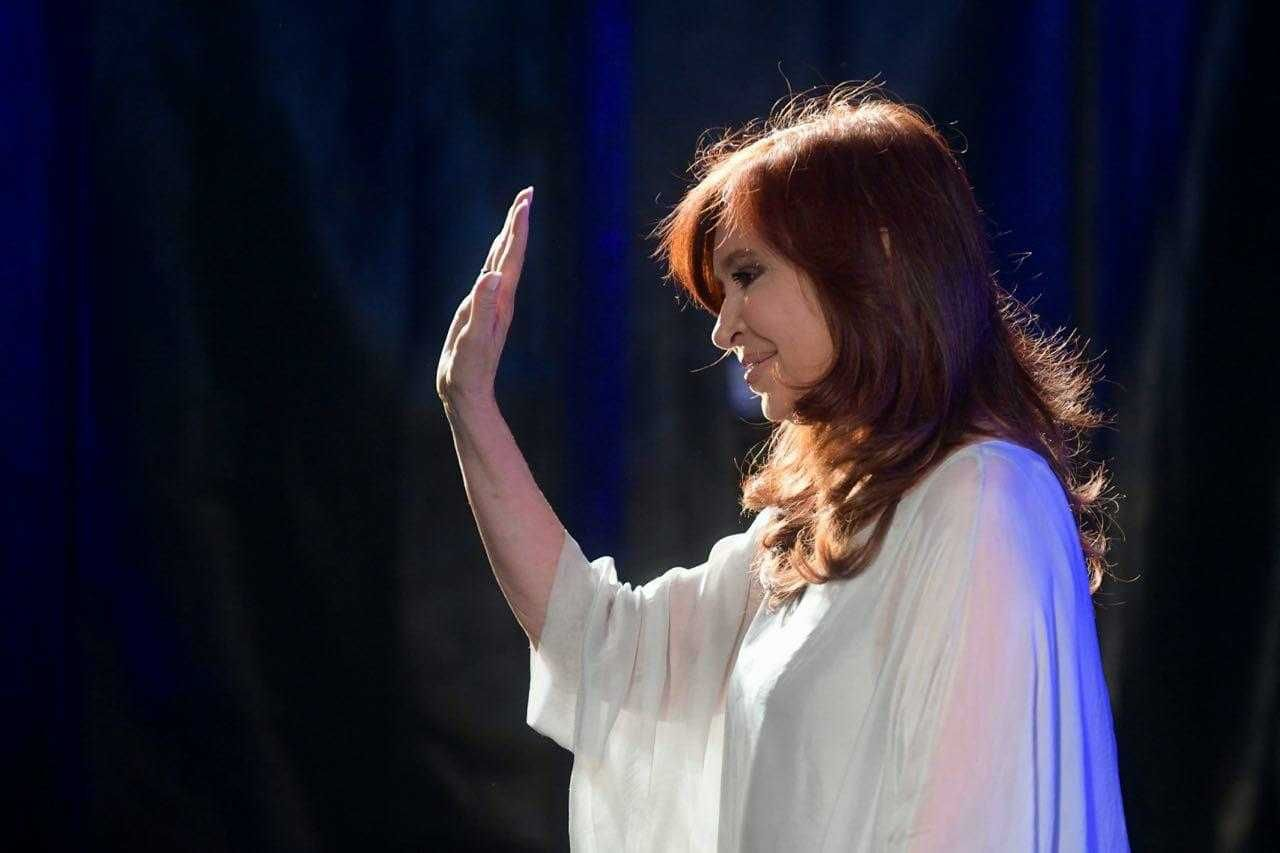 Cristina Kirchner en Posadas