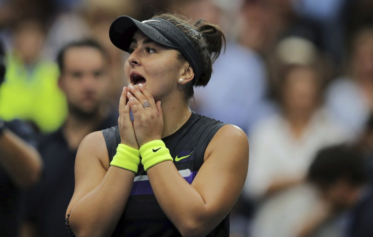 US Open: Bianca Adreescu derrotó a Serena Williams en la final