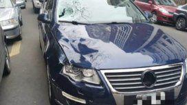 Un automovilista atropelló y mató a una agente de tránsito en Figueroa Alcorta y Tagle