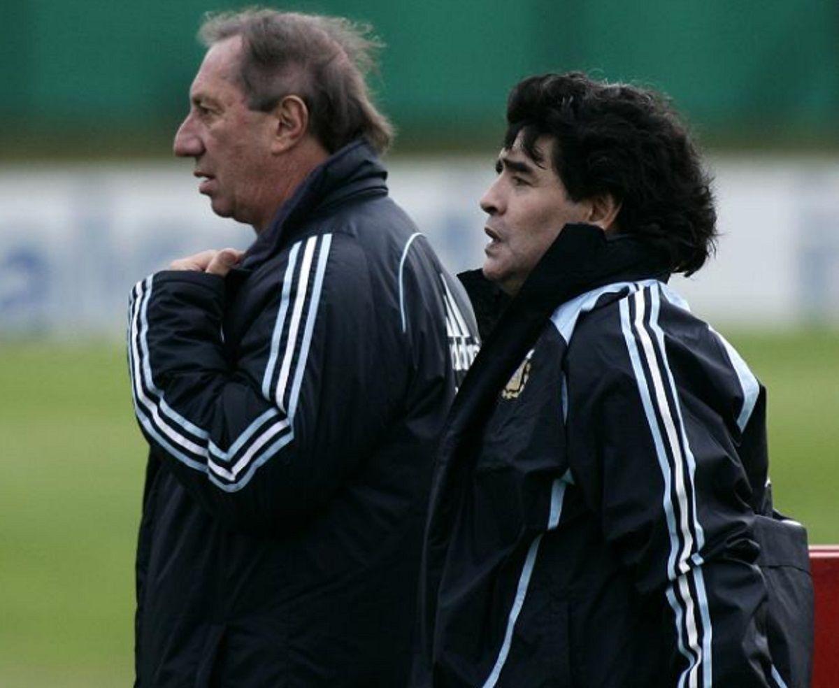 ¿Puedo volver a dirigir?, la pregunta de Bilardo en plena recuperación tras la llegada de Maradona a Gimnasia
