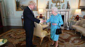 La Reina Isabel II promulgó una ley que impide un Brexit sin acuerdo