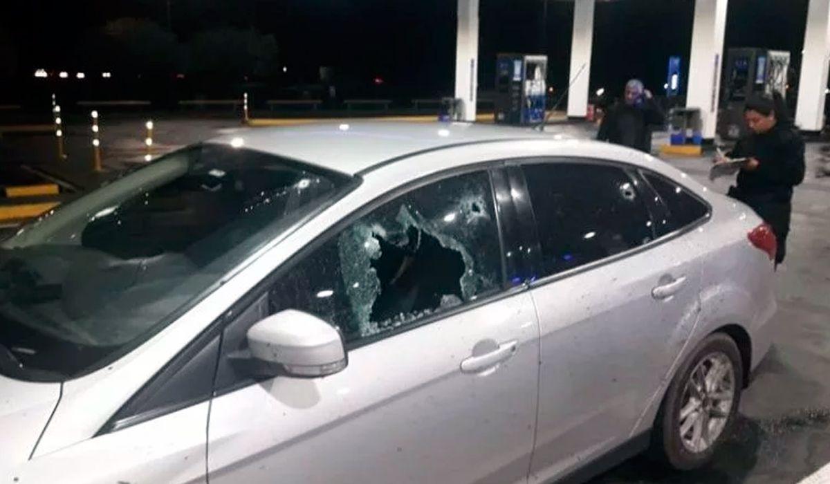 Santa Fe: los tiros que recibió el jefe de la Policía Federal fueron hechos a corta distancia