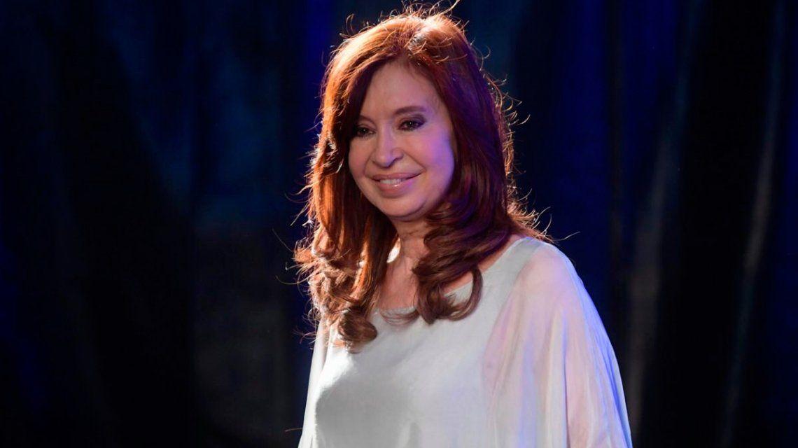 Foto: @CFKArgentina