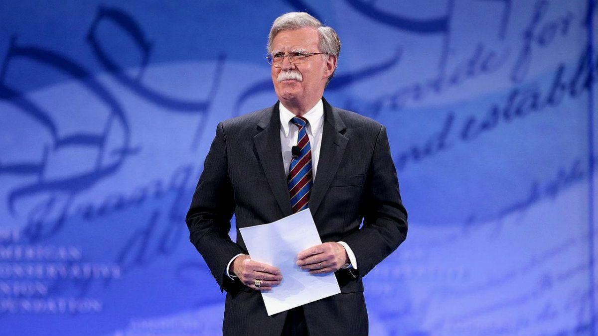 Bolton fue el tercer asesor de Trump en materia de Seguridad doméstica
