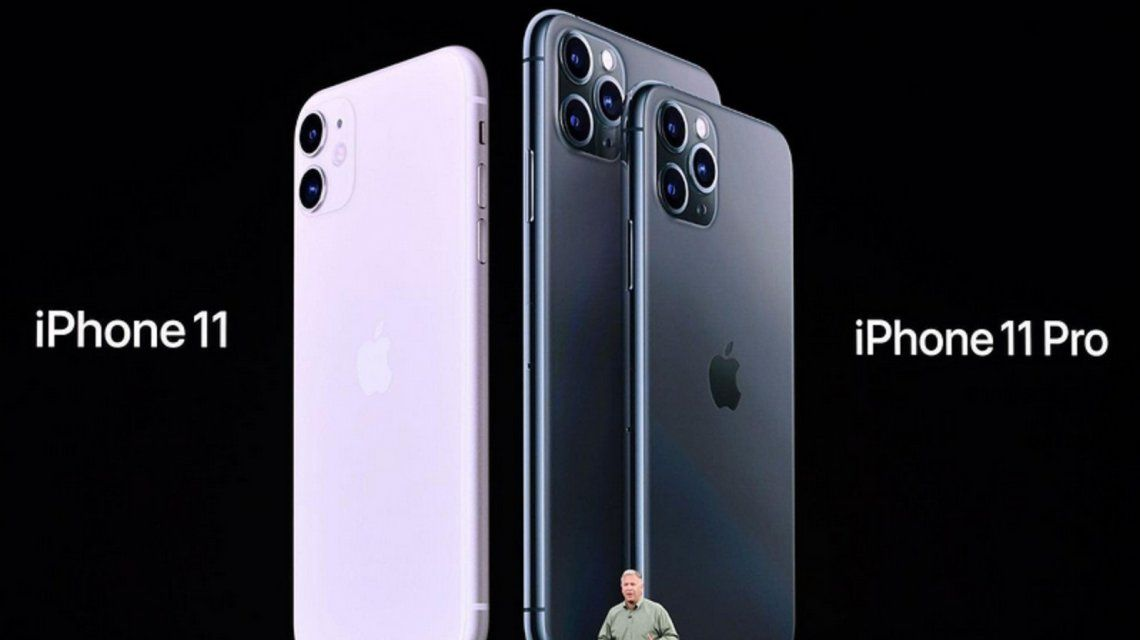 iPhone 11, 11 Pro y 11 Pro Max: Apple presentó sus nuevos teléfonos