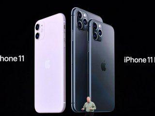 iphone 11, 11 pro y 11 pro max: apple presento sus nuevos telefonos