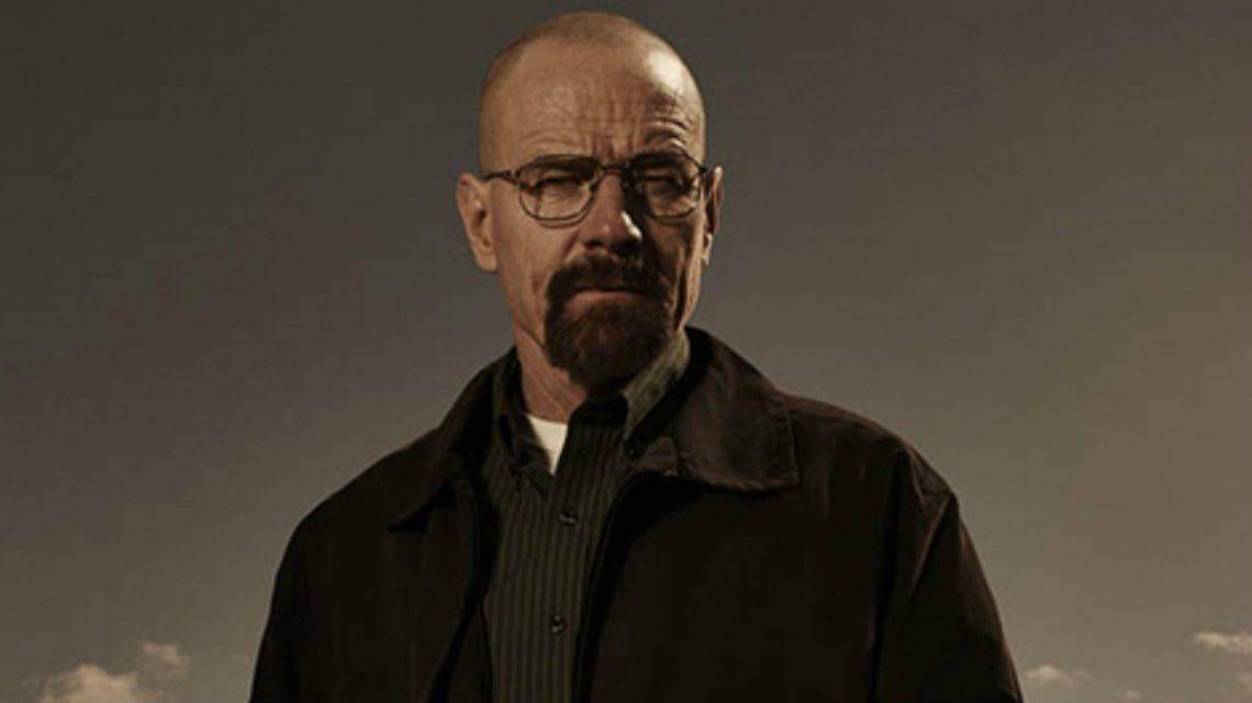 ¿El verdadero Walter White? La policía busca a un hombre por posesión de metanfetamina